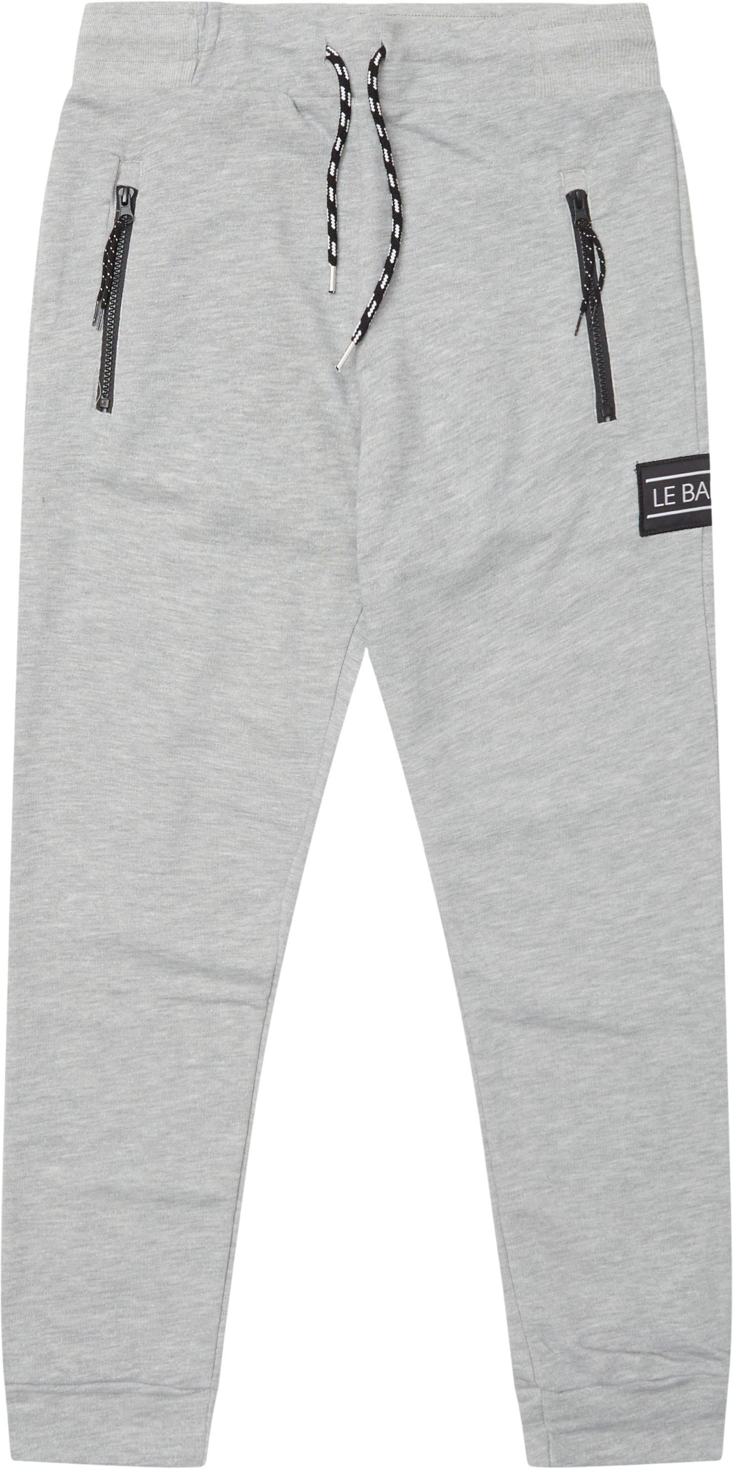Haute Sweatpant - Bukser - Tapered fit - Grå